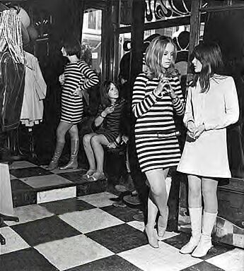 fashion in the 1960s: MOD | katie ashley simpson